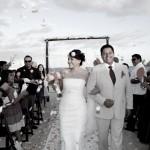 Hacienda Cocina & Cantina Beach Wedding