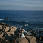 Elegance and Sparkles at Sunset Da Mona Lisa Wedding