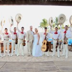Christina & Christopher's Colorful Wedding at Hacienda Cocina y Cantina
