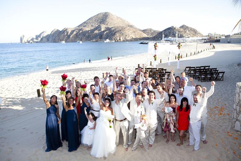 A Memorable Destination Wedding