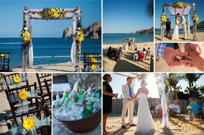 Magical Wedding in Cabo San Lucas