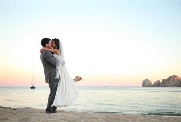 Cabo San Lucas Wedding at Casa Dorada