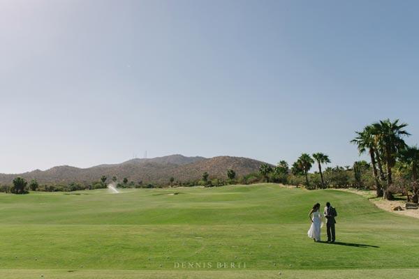 Romantic Wedding at Cabo del Sol: Judi and Carlos