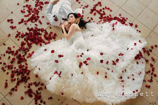 Roses are Red, and I Love You: Sandy & Alan's Wedding in Cabo San Lucas