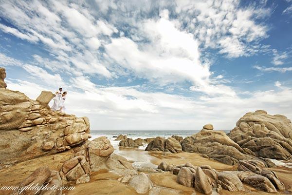 Sarah & Allen's Fun Cabo San Lucas Wedding