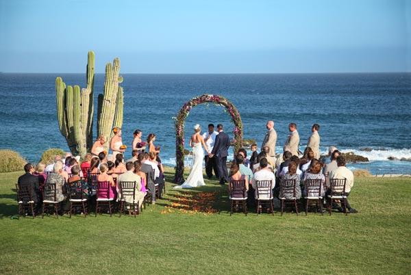 Elegant Cabo del Sol Wedding for Jessica & Cory