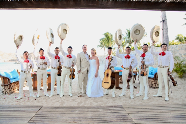 Christina & Christopher's Colorful Wedding at Hacienda Cocina y Cantina
