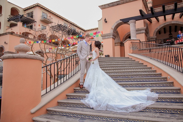 Monica & Lukas's Destination Wedding at Pitahayas, Cabo del Sol