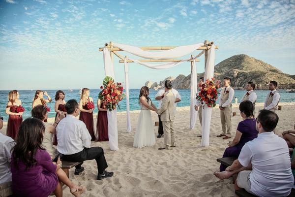 hacienda cabo wedding jennifer david