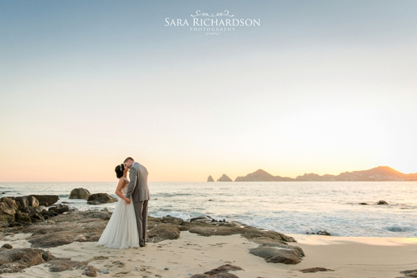 Organic and Garden Inspired Cabo Wedding for Sarah & Devin