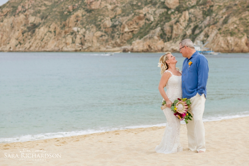 Danielle & David's Cabo Destination Wedding