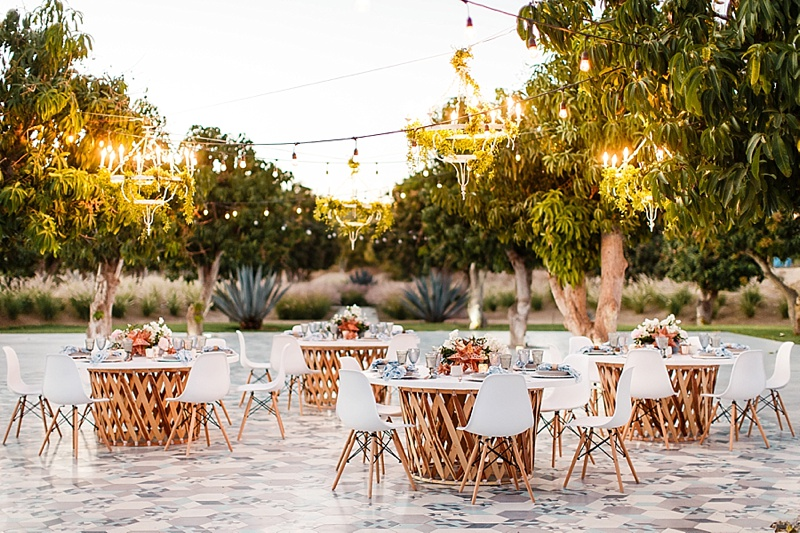 Tropical Destination Wedding in Los Cabos at Acre Baja