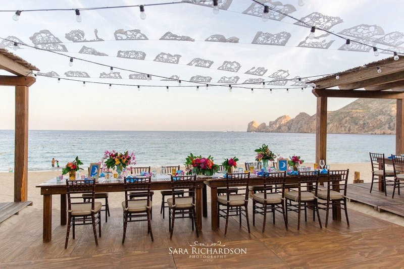 Audrey & Kip's Mexico Inspired Wedding in Los Cabos