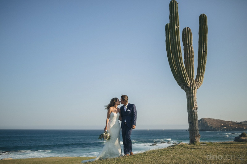 Ashley & Dylan: From Austin to Cabo for a Wedding Celebration of their Dreams