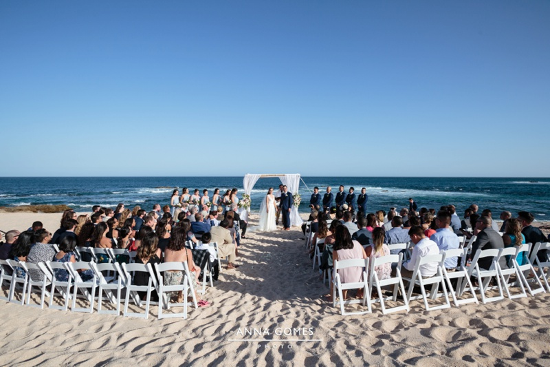 Diana and Quoc's Multicultural Wedding in Los Cabos