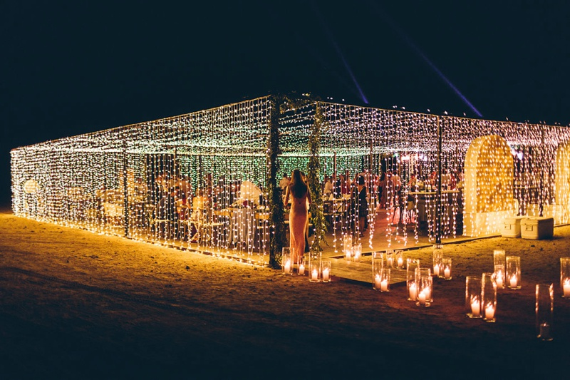 Julia & Sam's Magical Wedding Under the Stars in Cabo Pulmo