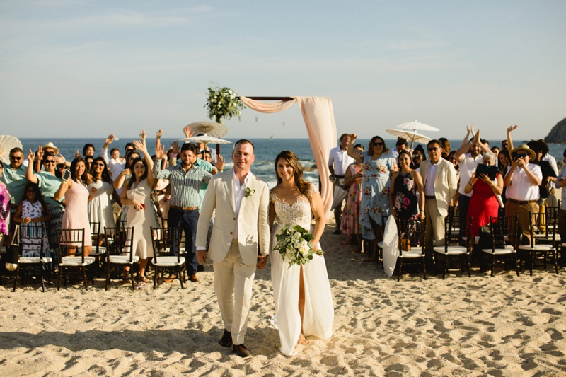 Laura & Erik's Los Cabos Destination with a Surprising Twist!