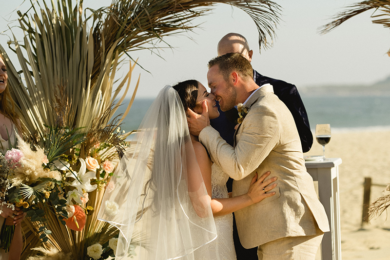 Peighton & Alex's Dream Wedding in Los Cabos