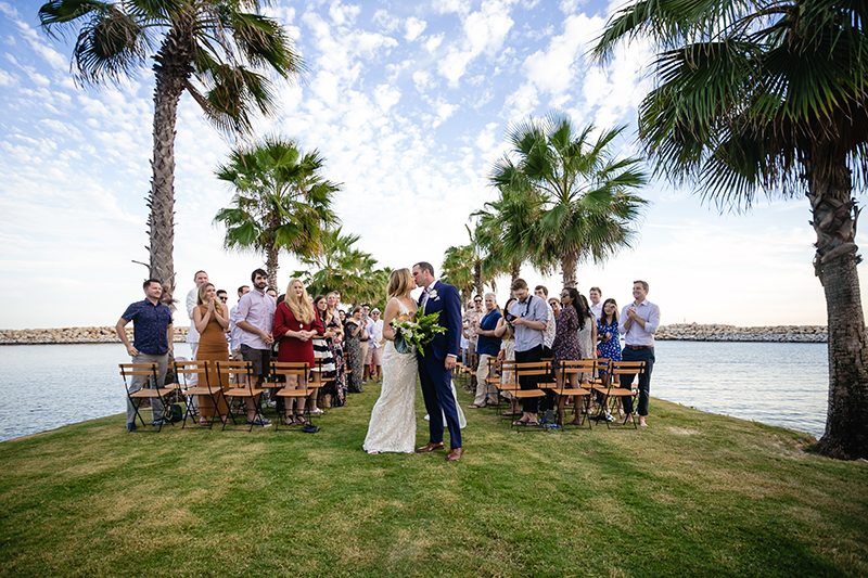 Alexis & Bryan's Beach Wedding at Hotel El Ganzo, Los Cabos