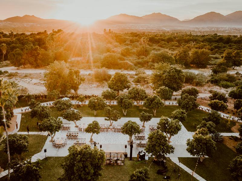 Cabo Wedding Venues: Acre Baja