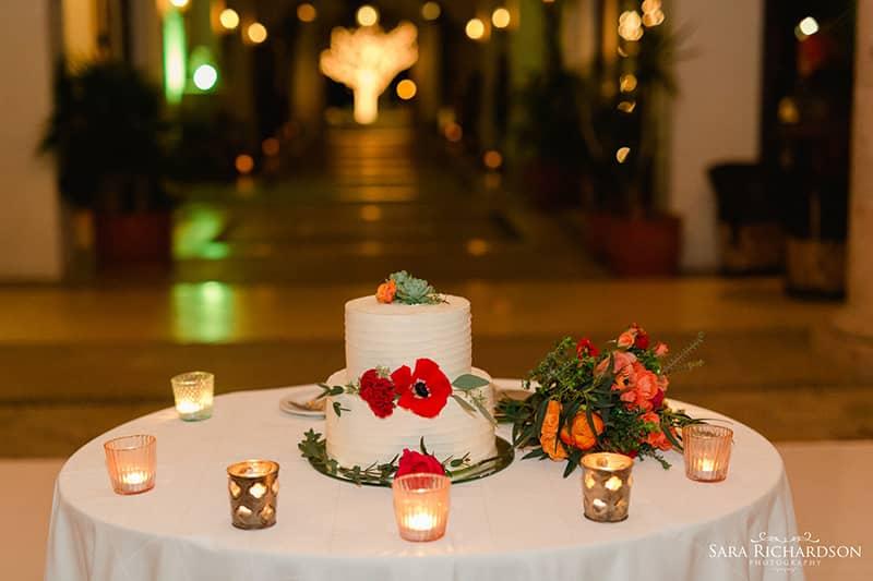 Wedding Trends 2021: Simplicity in Cakes
