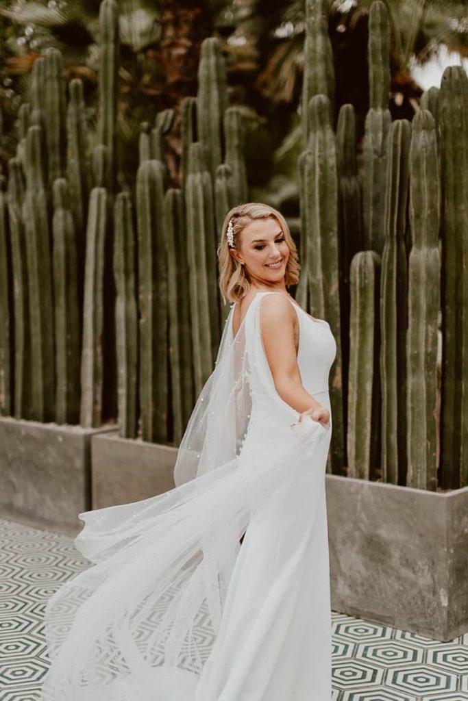 Wedding Trends 2021: Minimalist Brides