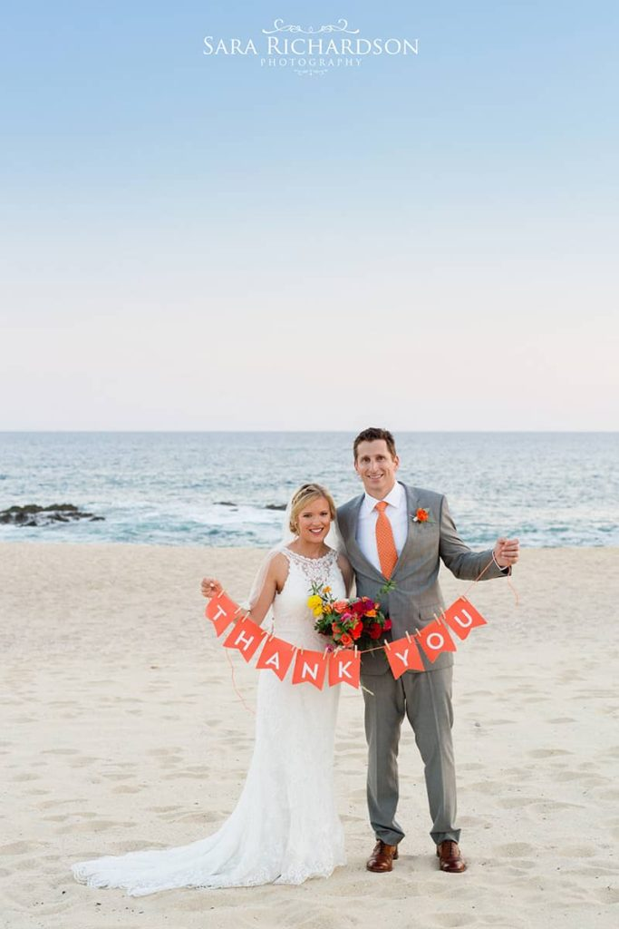Wedding Trends 2021: Say Thanks!