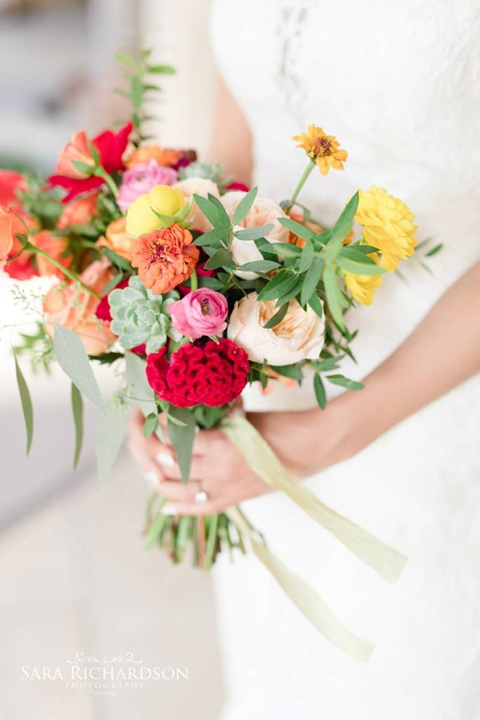 Wedding Trends 2021: Small Bouquets