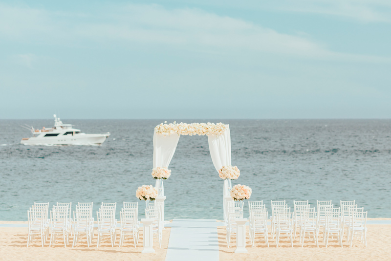 Beach Wedding Los Cabos