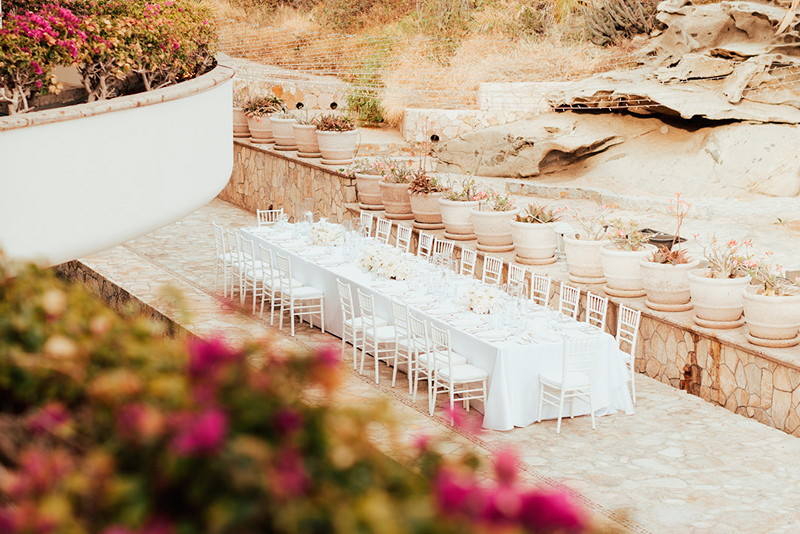 Villa Marcella Los Cabos Micro Wedding