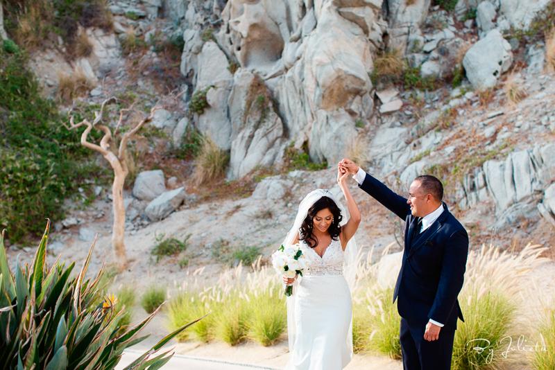 Waldorf Astoria Los Cabos Pedregal Micro Wedding