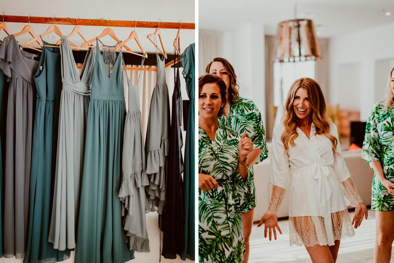 The Maids Dresses