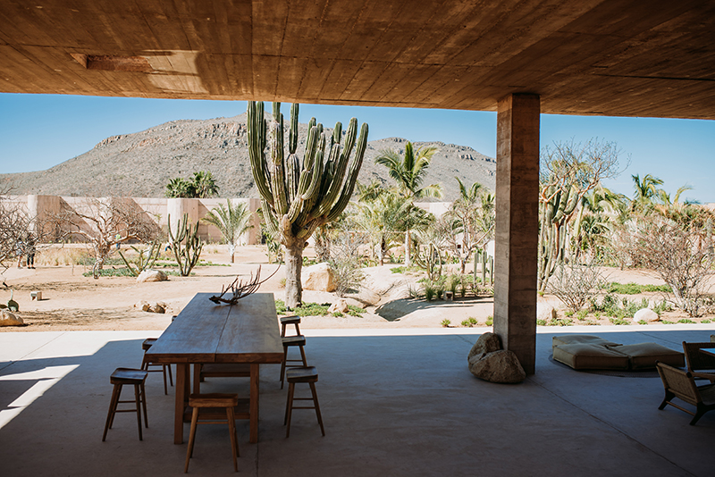 Paradero Hotel Desert Views