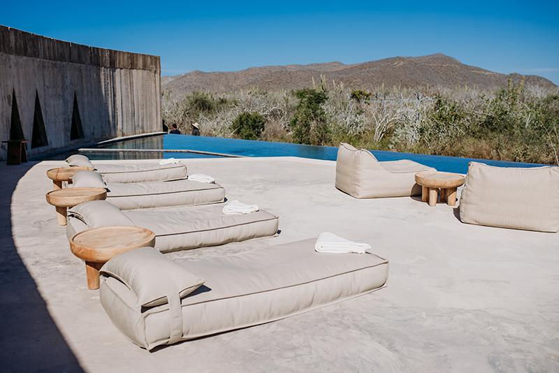 Paradero Hotel Infinity Pool