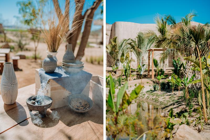Hotel Paradero Wedding Areas