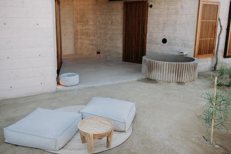 Room Terrace Paradero Hotel