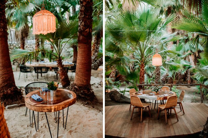 Beautiful spaces to celebrate your Todos Santos Wedding at Dum Hotel