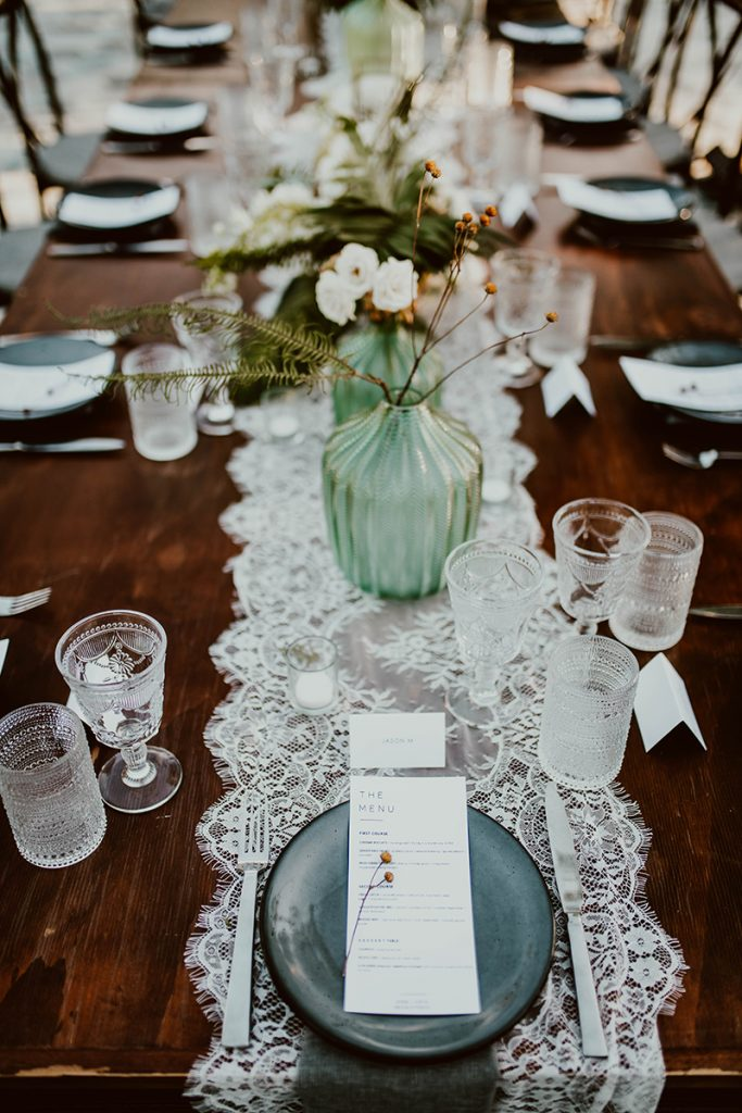 Table Decor and Wedding Flowers