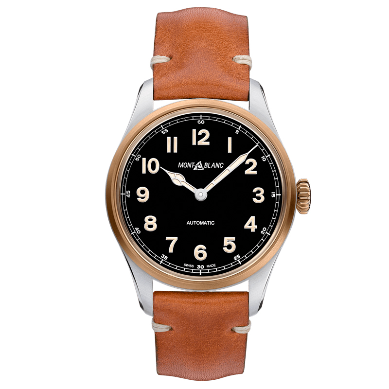 Montblanc 1858 Watch for the Groom