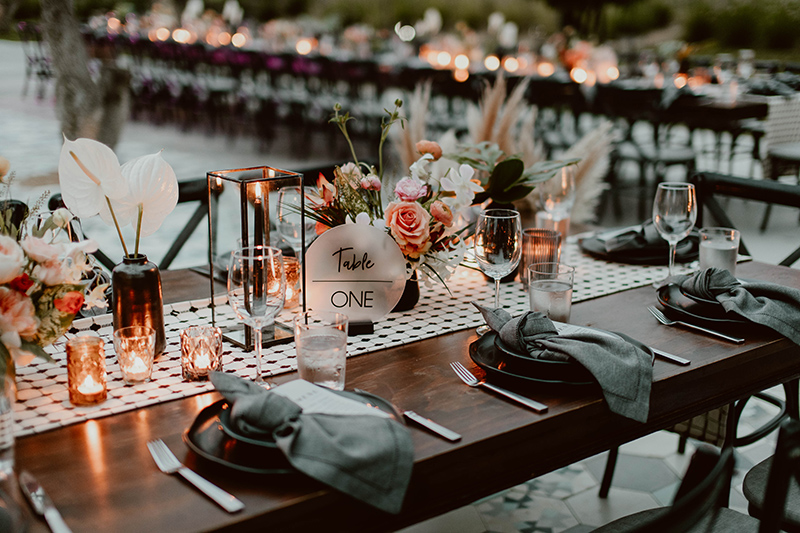 The Newly Weds table